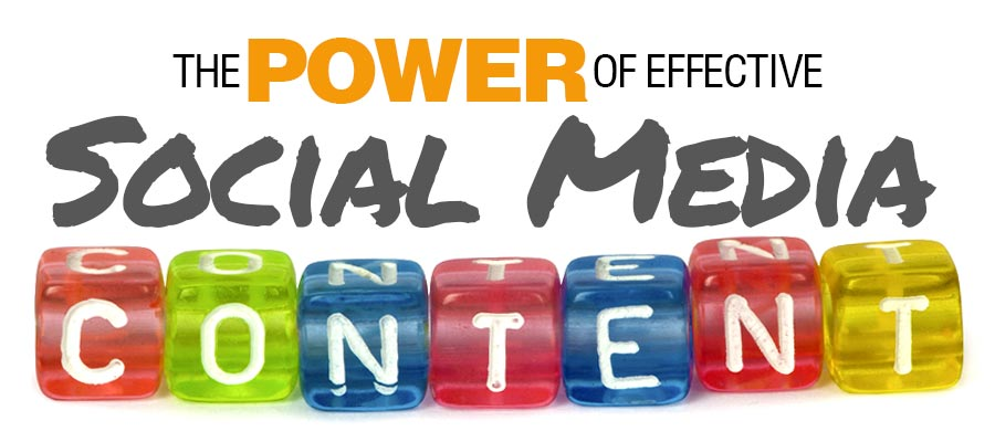 The Power of Social Media Content