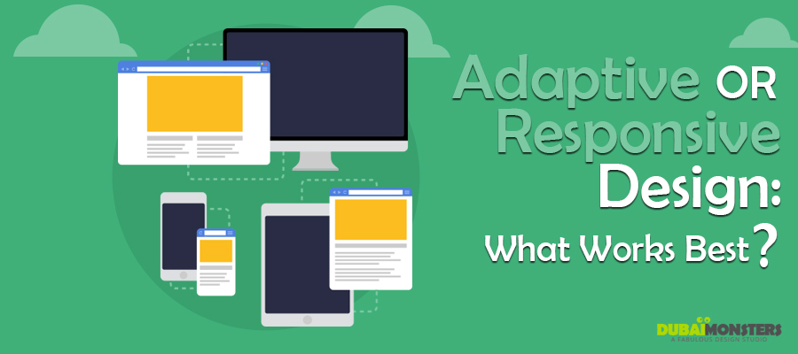 Adaptive or Responsive Web Design