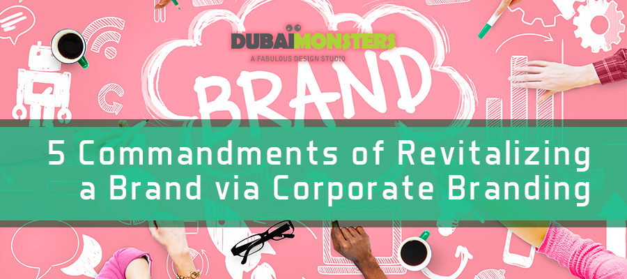 Revitalizing a Brand via Corporate Branding