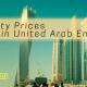 Property Prices in Dubai