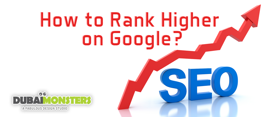 Rank Higher on google