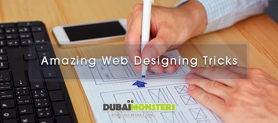 Amazing Web-Designing Tricks