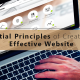 Essential Principles of Creating an Effective Website