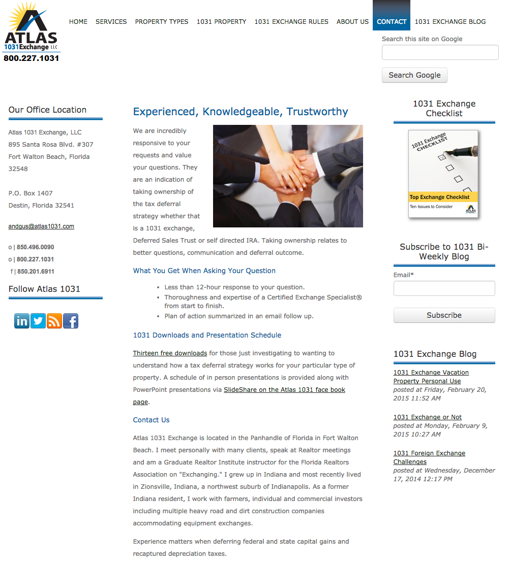 atlas-2031-exchange-contact-us-page