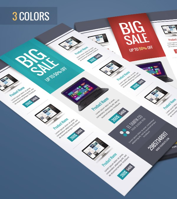 6 tips that leads to captivating flyer designs