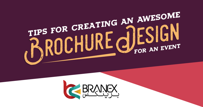tips for creating an awesome brochure design for any eventbranex