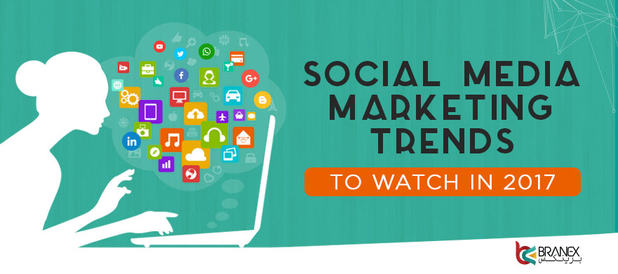 Social Media Marketing Trends 2017
