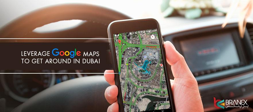 Google Maps Dubai