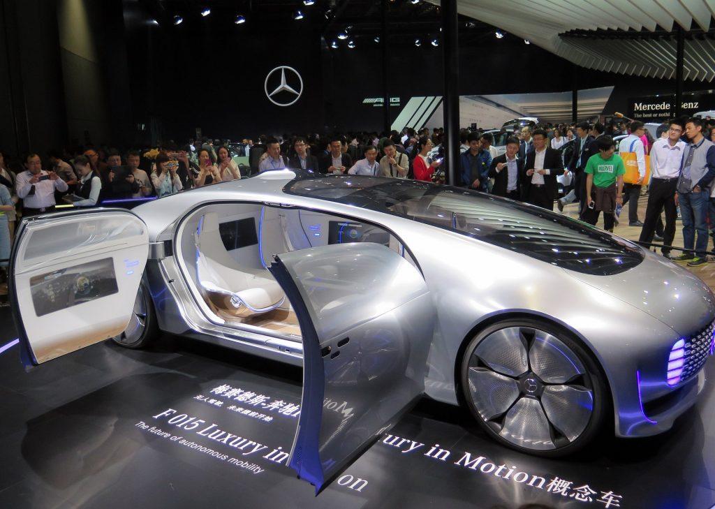 UAE-CHINA RELATIONS - Automobile - Branex