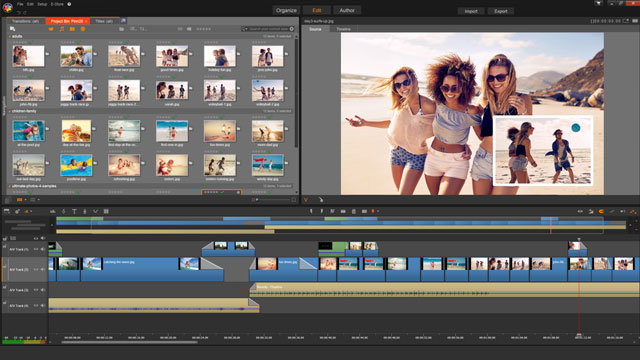 Pinnacle Studio - video editing software 2017