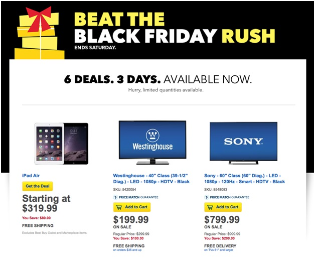 Best Buy made - Cyber monday , black friday, - Branex UAE