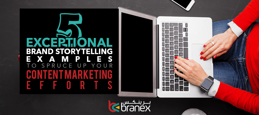 5 Exceptional Brand Storytelling Examples to Spruce up ...