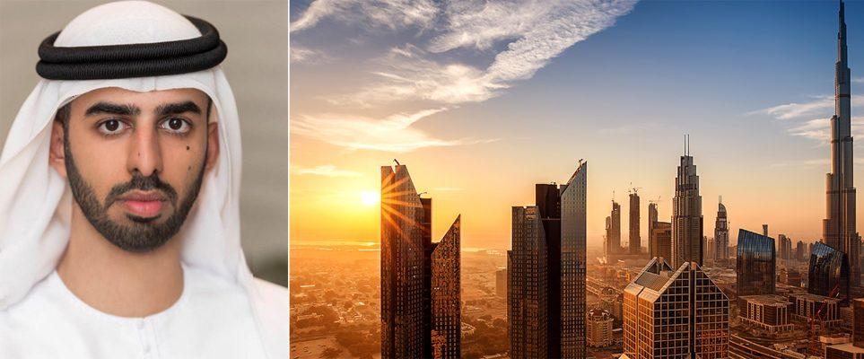 UAE AI Minister, Omar Bin Sultan Al Olama