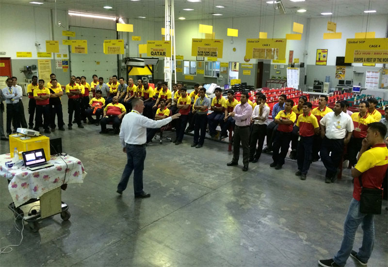 DHL UAE - best companies to work for in Dubai