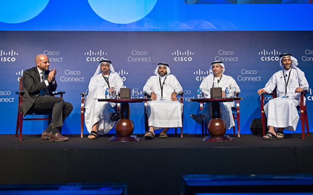 cisco - best companies to work for in Dubai