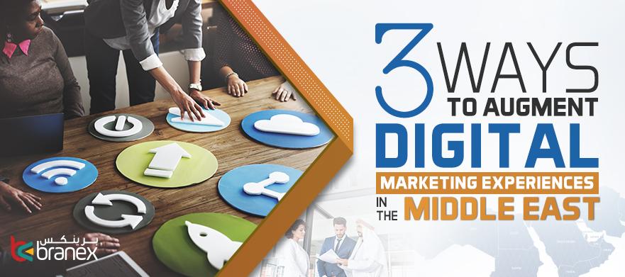 Digital Marketing Experiences