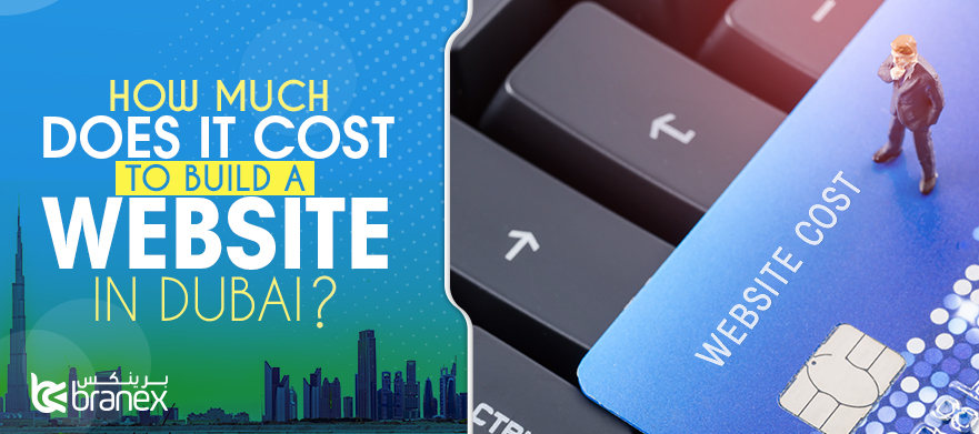 How Much Does it Cost to Create a Website in Dubai?