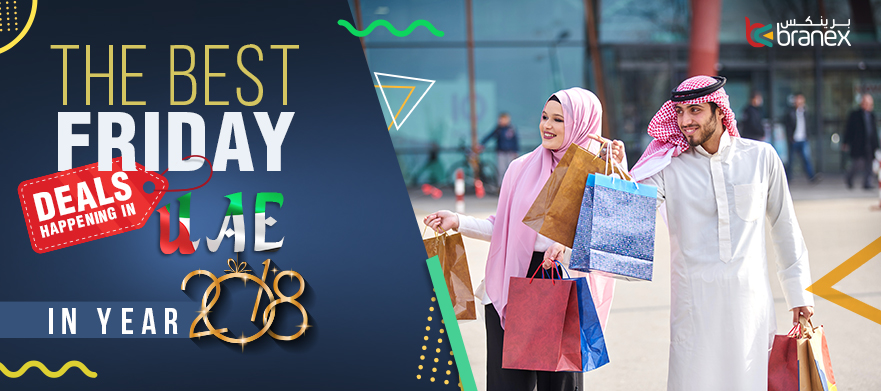 The Best Friday Deals Happening in UAE in Year 2018