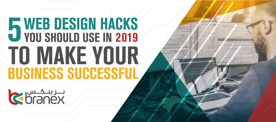 web design hacks 2019