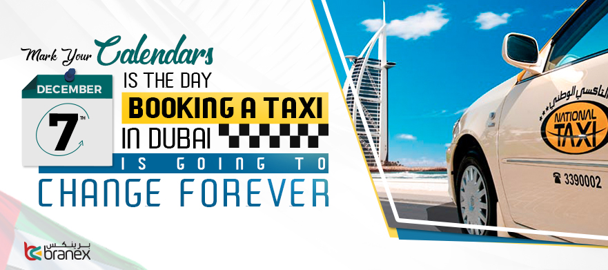 booking a Taxi in Dubai
