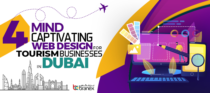Web Design Ideas for Tourism Business in Dubai